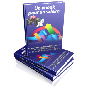 crer et vendre un ebook