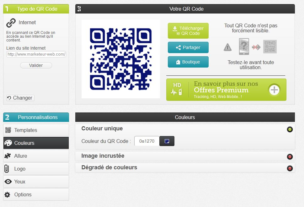 tactique marketing avec les QR codes