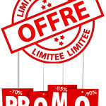 promotions Packs droits libres