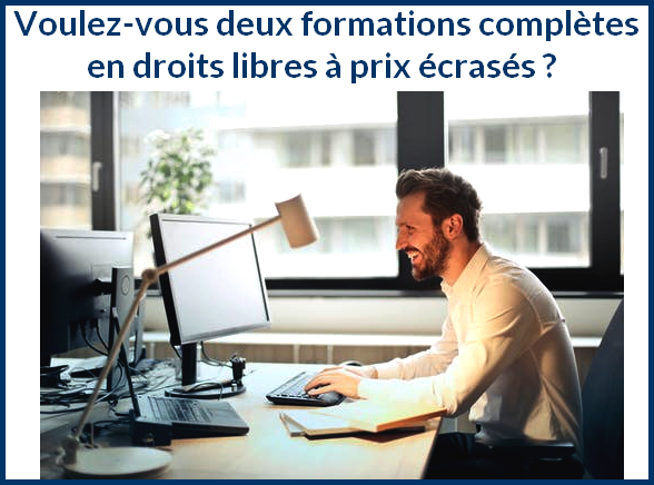marketing formations libres de droit