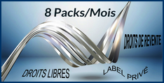Packs droits libres Label Privé